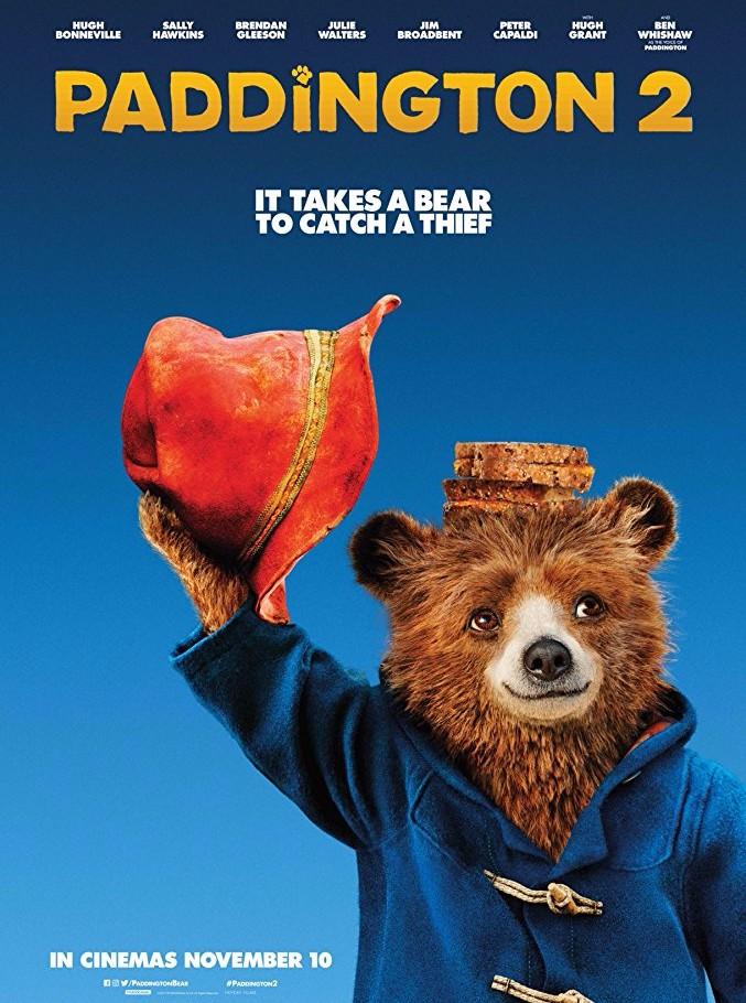 The Bear Necessaries – Paddington Movie