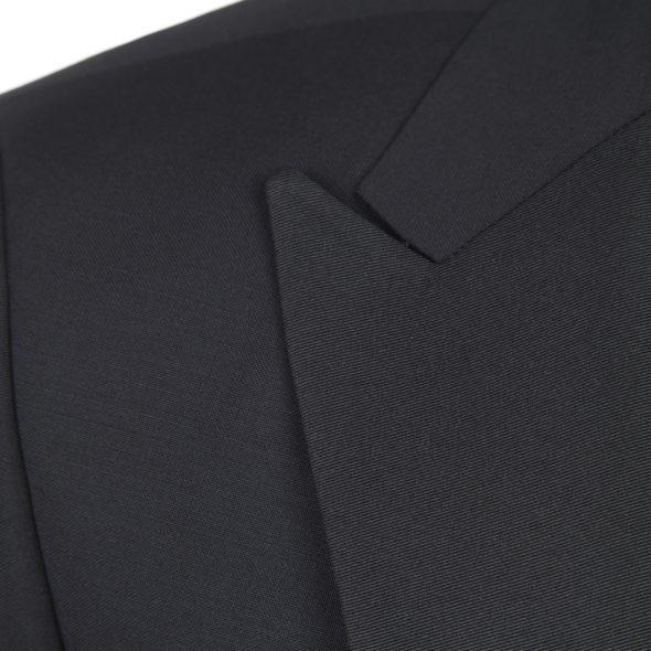 Midnight Blue Mohair Wool 2 Piece Dinner Suit