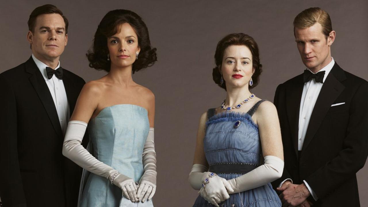Emmy Award_The Crown