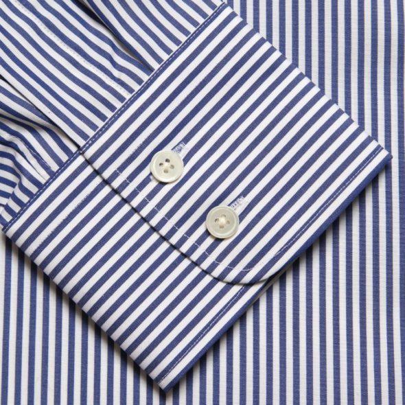 Blue Bengal Stripe Mayfair Shirt