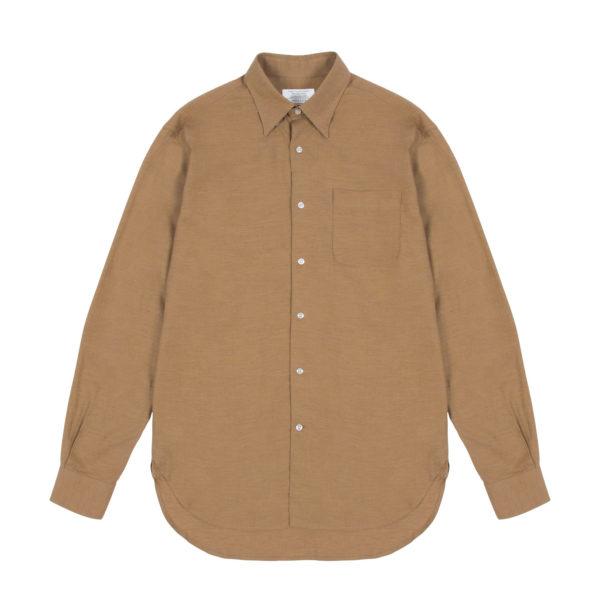 Ochre Flannel Hoxton Shirt