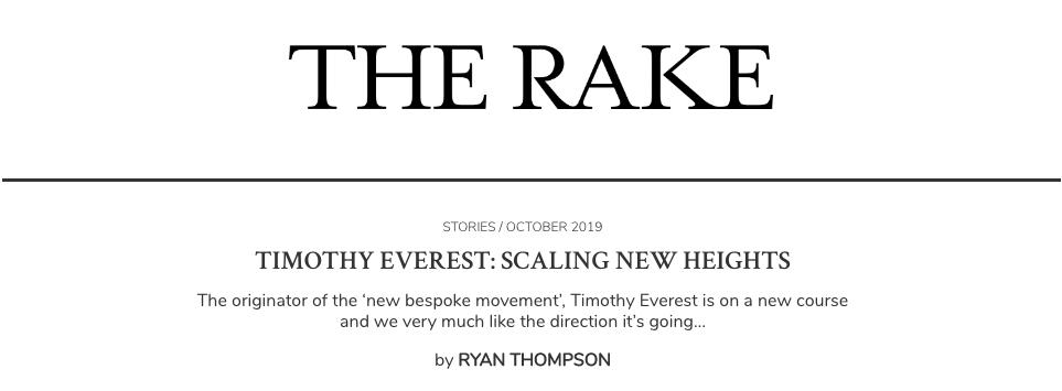 The Rake | Stories