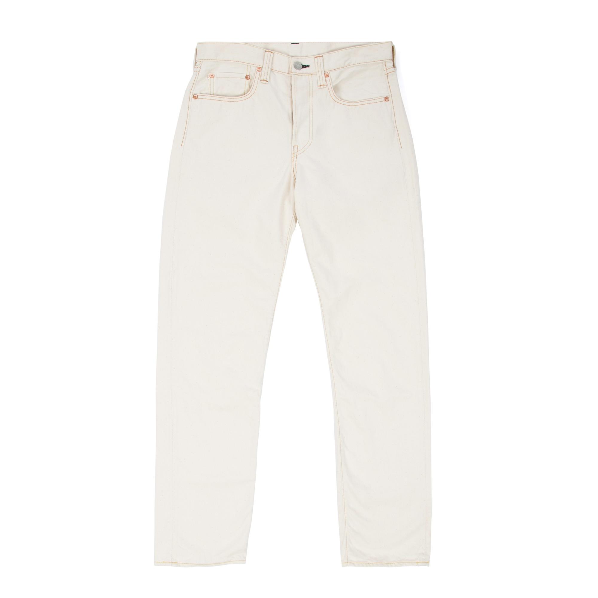 Fullcount x Timothy Everest Ecru Jeans