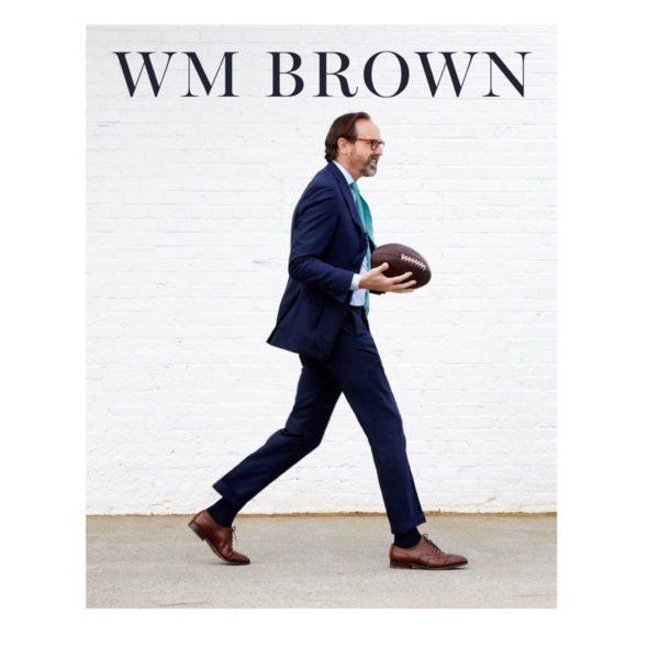 WM Brown | Issue 2