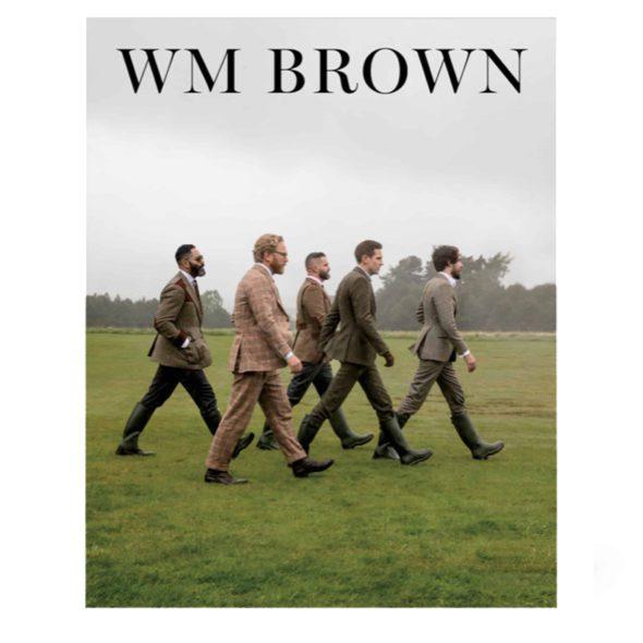 WM Brown Issue 3