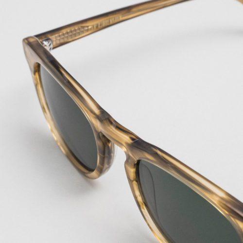 Han Kjobenhavn Timeless Horn Sunglasses