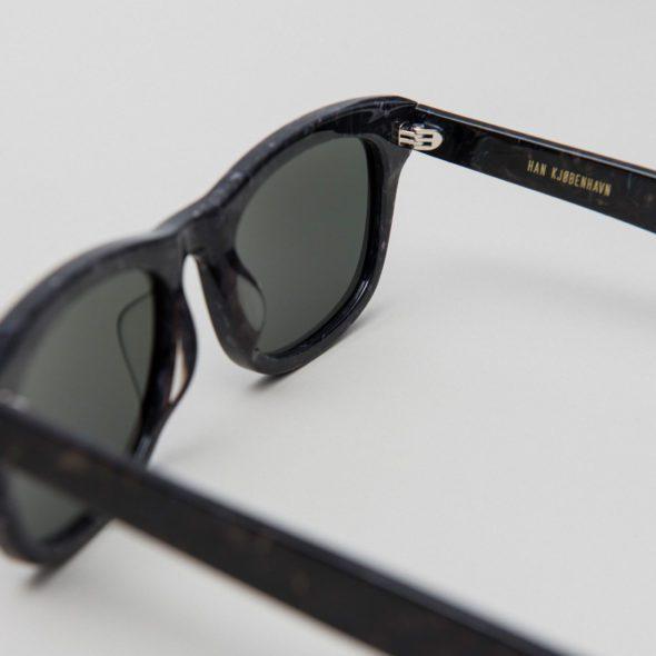 Han Kjobenhavn Wolfgang Granite Sunglasses