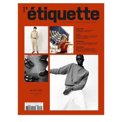 L'etiquette |  Issue 4