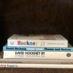 Take Five David Hockney Books