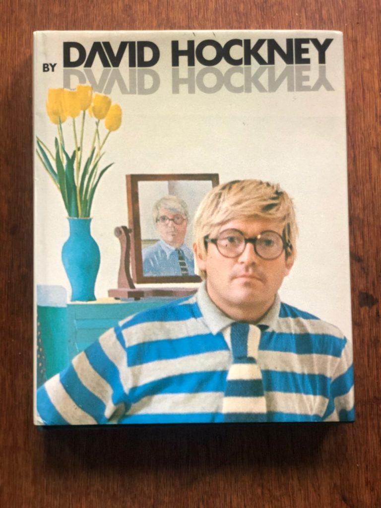 Take Five. David Hockney Books