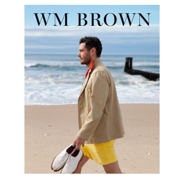 WM Brown   Issue 5