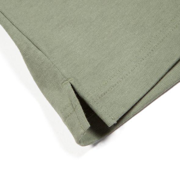 Sage Cotton Long Sleeve Tee