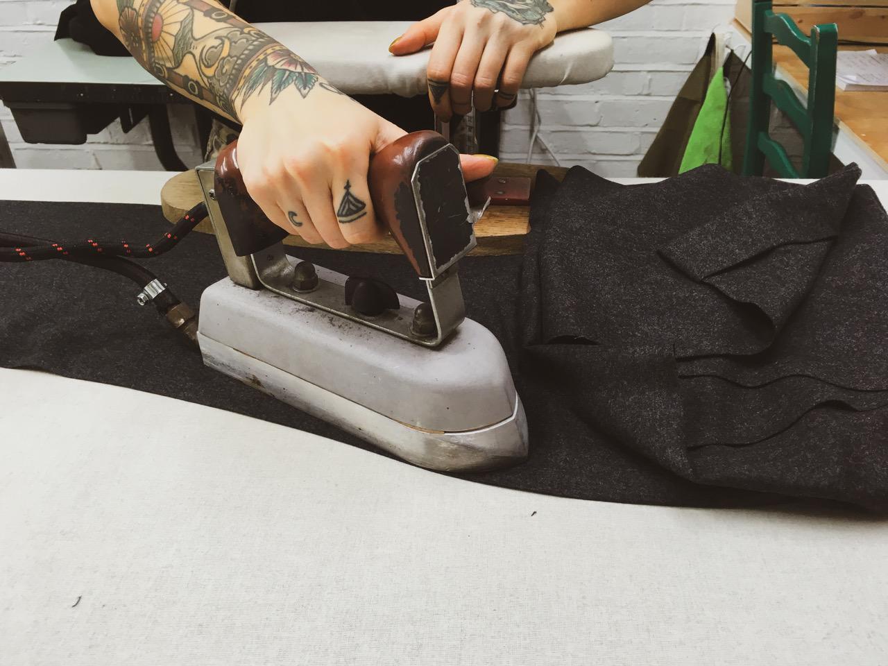 Timothy Everest - Tailors Project Trouser & Waistcoat Maker 4