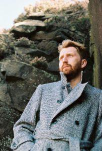 The Herringbone Double Breasted Overcoat