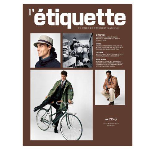 L'etiquette |  Issue 5