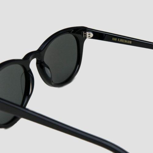 Han Kjobenhavn Timeless Black Sunglasses