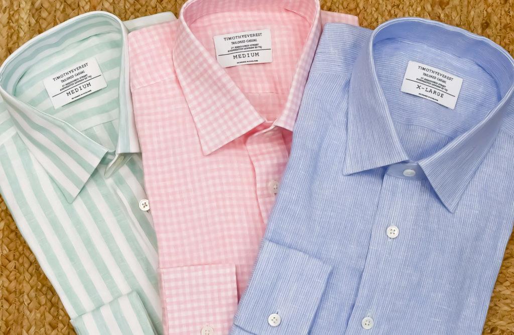 Linen Formal Shirts