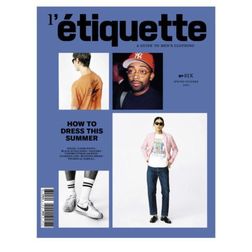 L'etiquette | Issue 6