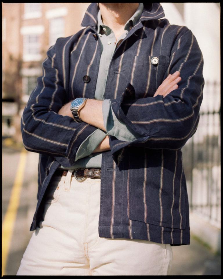Timothy Everest Linen Hoxton Shirts