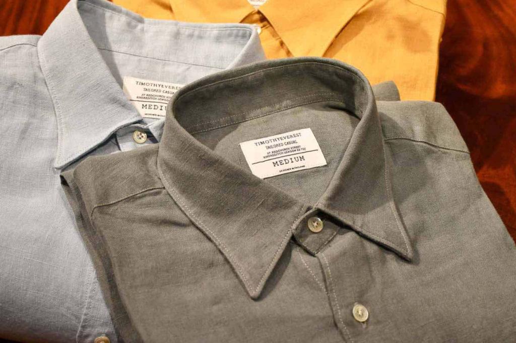 Linen Hoxton Shirt