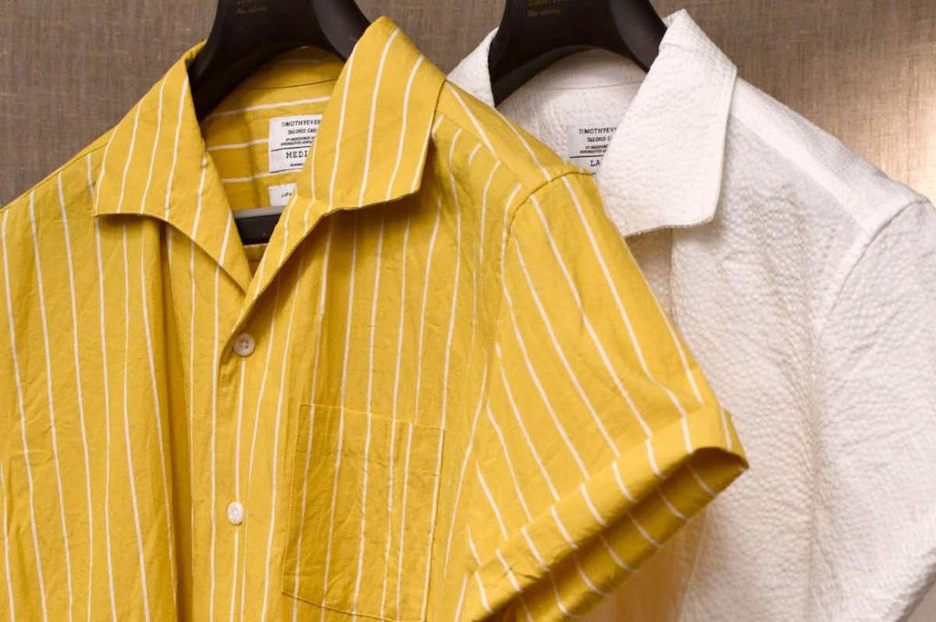 One Piece Cuban Collar Shirt